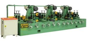 China Automated Stainless Steel Pipe Making Machine High Frequency Tube Welding Machine on sale
