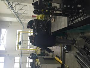 China Multifunctional Metal Roof Truss Roll Forming Line 40MM Width C Purlin Making Machine on sale
