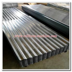 China Galvanized Iron Gl Roof Sheet / Galvalume Corrugated Roofing Sheets on sale