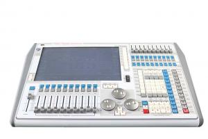 China Digital Tiger Touch Screen Dmx Lighting Controller , Moving Head Dmx Controller supplier