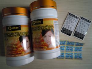 Quality Улучшите лицевую засохлость кожи, морщинки, пигментацию Эмилай забеливая ясные капсулы пятен for sale