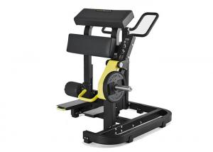 China Gym Use Hammer Strength Plate Loaded Equipment , Standing Leg Curl Machine on sale
