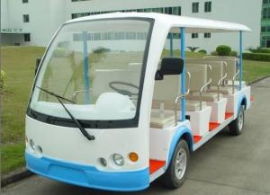China 14-Seat Sightseeing Car on sale