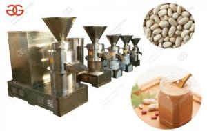China Multifunctional Peanut Butter Grinding Machine Colloid Mill Gary For Sale on sale