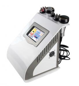 China Strong Sound Wave RF Cavitation Slimming Machine Multi-polar For Explosion Fat on sale