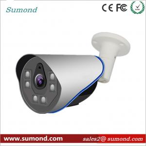 China Obscured Glass CCTV HD IP Camera 3inch Metal IR Bullet Wifi Home Security Camera on sale