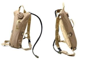 China Green, Desert Military Tactical Bags Hydration BackPack for Water 2.5L, 3L wholesale