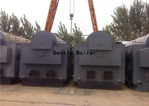 China 4000 Kg/H Horizontal Steam Boiler For Carbonated Beverage Production Line on sale
