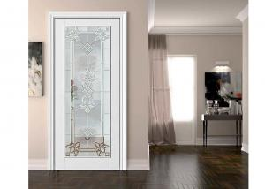 China Door / Window Tempered Safety Glass American Style Clear Toughened Glass on sale