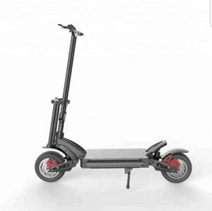 China high quality best offer  Two wheel foldable 600w power big battery electric scooter with seat on sale