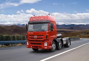 China CTC-SINOPOWER 6x4 truck ST375 sinotruk price for Pakistan on sale