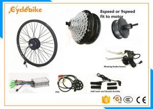 China Most Powerful Electric Bike Conversion Kit , Electric Road Bike Conversion Kit For Electric Bike on sale