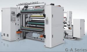 China G-A 1300 High-speed Slitting Machine BOPP PET CPP PVC paper lable stick ect 1200mm unwinding rewind Up 800mm Down 1000mm on sale
