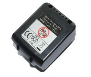 China MAKITA Rechargeable Power Tool Battery For 194065-3 194066-1 BL1430 DA340DRF , 14.4V 3.0AH on sale