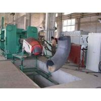 """Low Noise Elbow Hot Forming Machine Processing Size 20""""-56"""" With Induction Heating"""