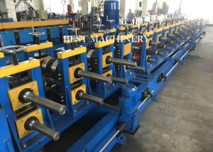 China Metal Cold Quickly Change C to Z Purlin Roll Forming Machine Automatically on sale