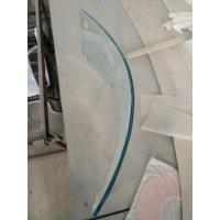HOT BENDING GLASS, CLEAR,SMALL RADIUS GLASS, 1830*4500mm EXTRA LARGE GLASS BENDING TO SHAPES, FACADES, WINDOWS, ROOFTOPS
