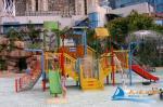 Toboganes acuáticos de la fibra de vidrio y de la tubería de acero, equipo del patio del agua de las válvulas para el parque del agua