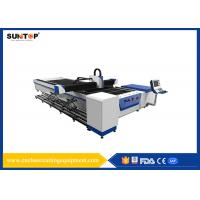 Kitchenware Metal Laser Cutter Metal Cutting Machine Three Phase 380V/50Hz