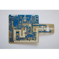0.127MM 3003 RF Rogers PCB for HF Power Amplifiers / RF Transceiver