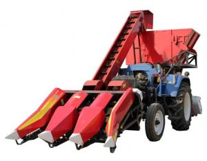 China Corn harvester,4YW-3 Corn combine harvester mount on tractor on sale
