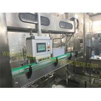 Pet Bottled Hot Filling Machine Automatic For Apple / Orange Juice Plant