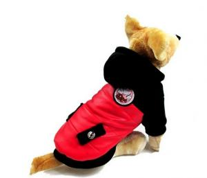 China Personalised Custom Dog Hoodies plain Coats for winter 8# , 10# ,12# on sale