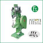 Calidad verde bifurcada 718G del modelo de color de la máquina del remache buena no con precio razonable