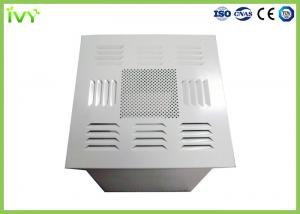 China Smooth Operation Air Hepa Diffuser Long Lifetime With Adjustable Dampers on sale