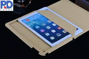 China Synthetic Leather Slim Protective Case , Colorful Mobile Phone Covers for iPad2 on sale