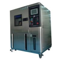 China IEC 60068 Programmable High And Low Temperature Test Chamber With 150L Volume on sale