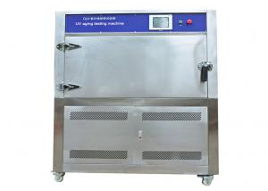 China Ultraviolet Light Accelerated Aging Test Chamber / UV Aging Chamber For Paint Ink Rubber on sale