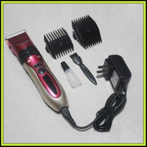 China MGX1011 Barbel Clipper For Titanium Blade Beauty Hair Professional Men Cordless Rechargeable Hair Trimmer on sale