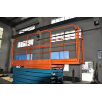 3M electrical adjustable Motorized Mobile Scissor Lift with Extension , 500Kg