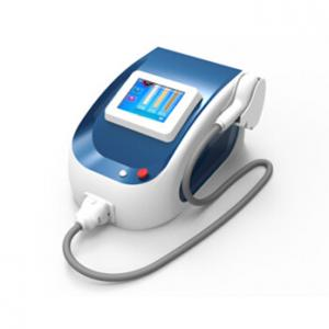 China Portable Mini Home Use Diode Laser 808 nm Hair Removal Machine For Face And Body on sale