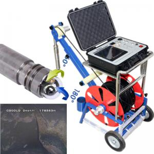 China Cheap Borewell CCTV Camera 200m/500m/1000m Deep Water Well Inspection Camera on sale