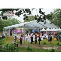 Good quality fire retardant Liri Movable Clear Party Tent For braidal show wedding show