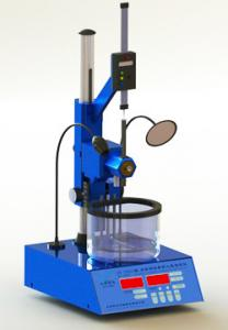 China Automatic bitumen penetration test apparatus ASTM AASHTO on sale