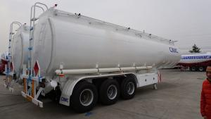 China very hot various material aviation fuel trailer for sale from CIMC on sale