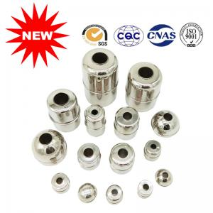 China 316L Stainless Steel Magnetic Floats , Stainless Float Valve Customized 304 on sale