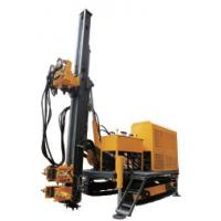 China 140m 110mm QDGL-3 Anchor Hydraulic Drive Drilling Head Rig on sale