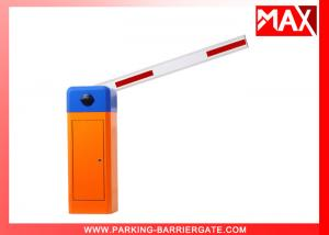China Automation Gate Parking Bar Gate Arm Barrier In Malaysia With 6m Straight Arm on sale