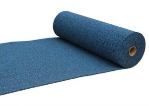 China GYM / fitness room rubber roll 12mm wearproof/sound insulation  EPDM Rubber Flooring sheet on sale