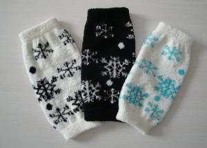 China Fashion Jacquard Knitted Arm Warmer on sale