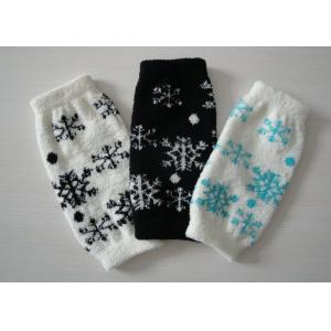 China Fashion Jacquard Knitted Arm Warmer on sale