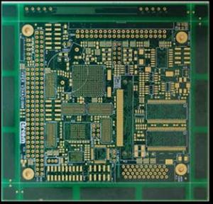 China Double Sided Lead Free PCB Printed Circuit Board HASL With 1.6mm Thick Green Solder Mask on sale