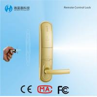 2016 Chinese manufacturer remote controlled door lock system for Africa market