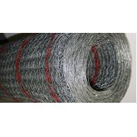 "China 1"" (hexagonal openings) x 20-gauge Hot Dipped Galvanized 36"" x 150' self furring stucco netting on sale"