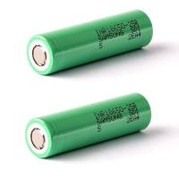Original 18650 3.7V 2500mah INR18650-25R 2500mAh lithium battery for samsung 25R/ 30Q/ 26F