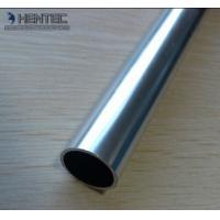 China Durable Anodized 6061 aluminum extrusion tube round , structural aluminum extrusions on sale